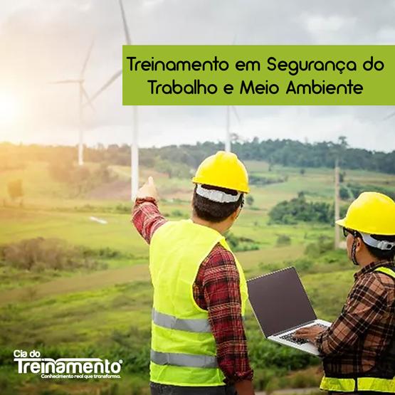 Treinamento de Segurança do Trabalho e Meio Ambiente